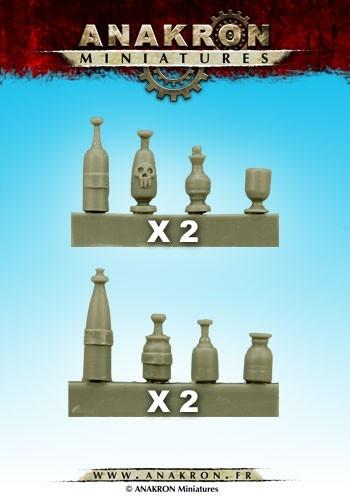 Bottles kit