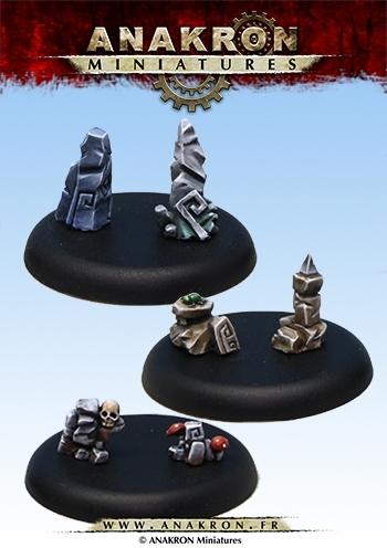 Kit de rochers