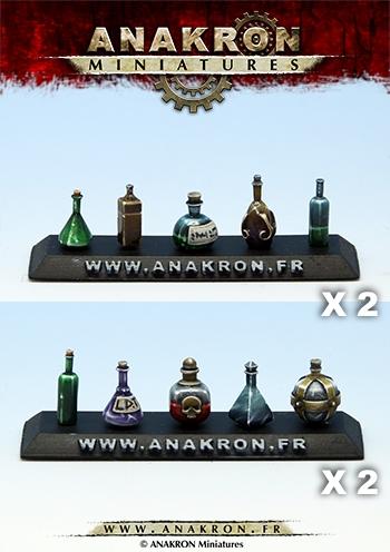 Bottles kit 2