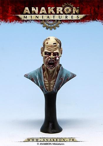 Buste Zombie 2
