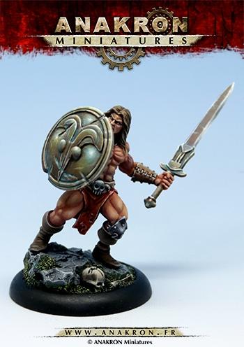 Amrah the Barbarian