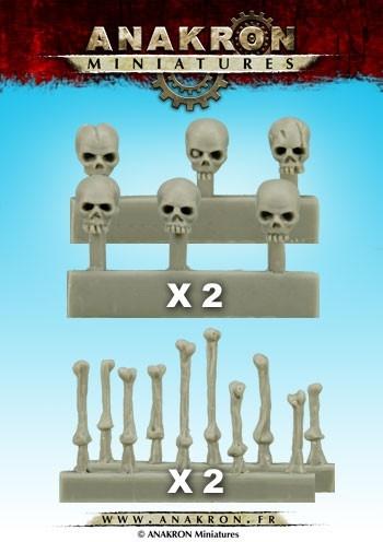 Crânes & Os Kit