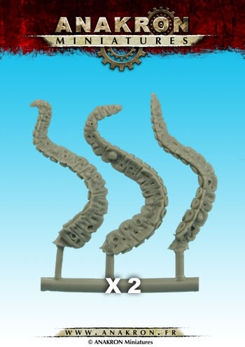 Kit de tentacules
